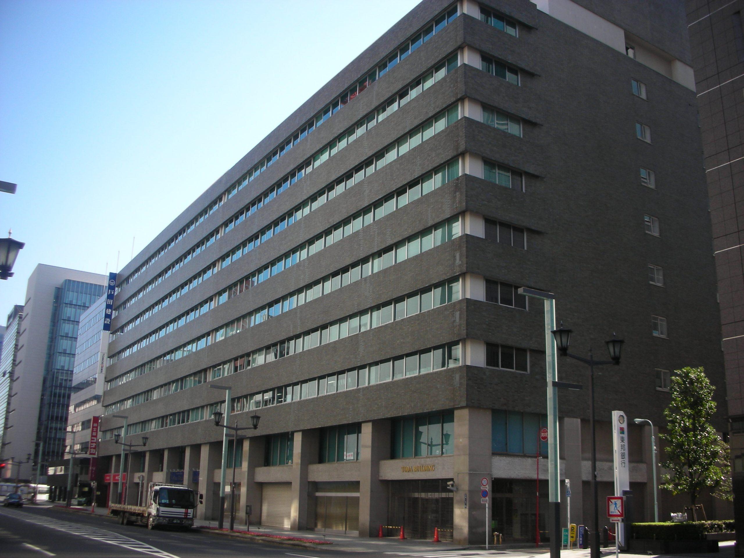 日本文化大学の楽工舎を建設した戸田建設